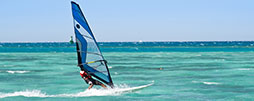 Windsurfen in Venezuela