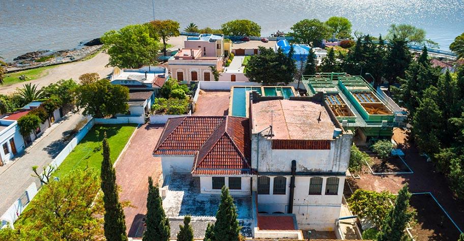 Colonia del Sacramento Uruguay Weltkulturerbe
