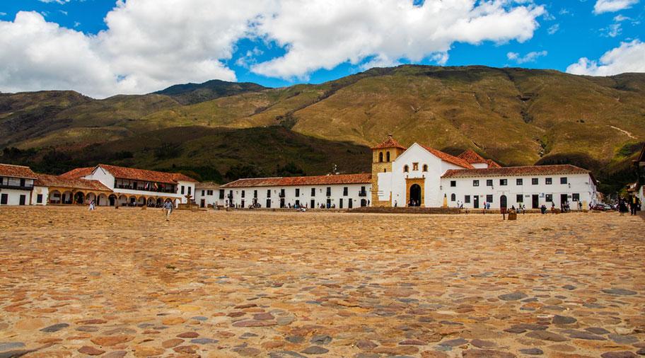Villa de Leyva Kolumbien Reisen