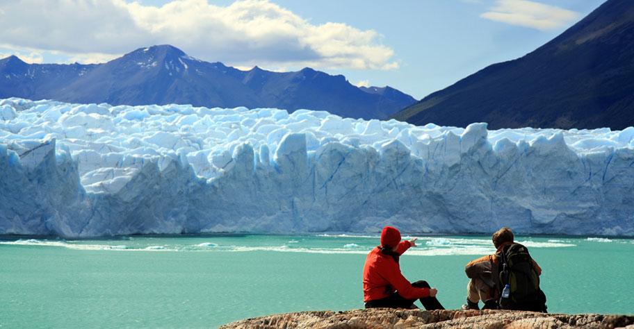 Argentinien Flitterwochen Gletscher Wanderungen