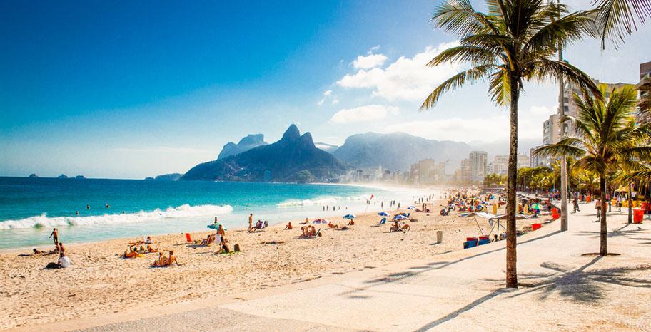 Die schönsten Strände Brasiliens