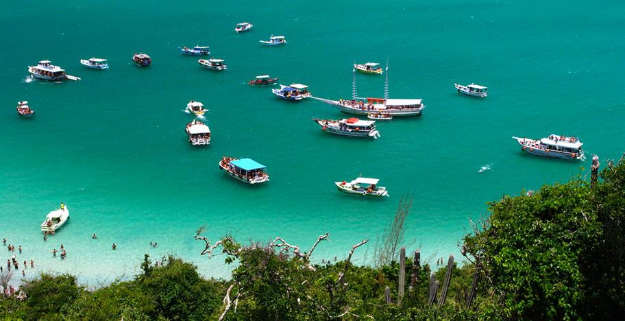 Brasilien Tauchreisen günstig buchen Schweiz