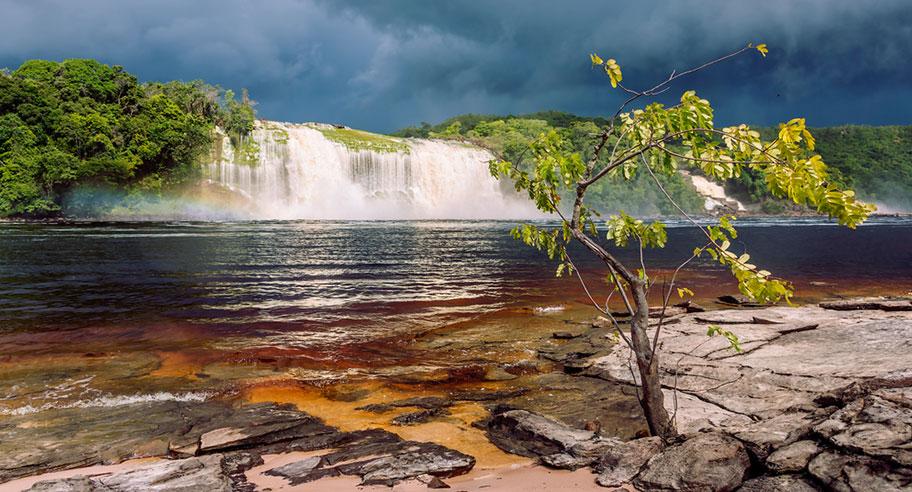 canaima nationalpark venezuela naturreisen vom spezialisten