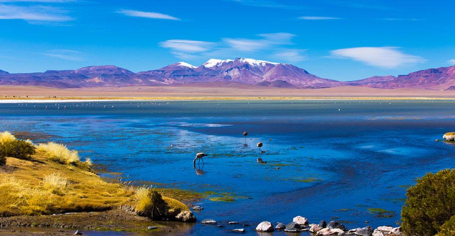 Chile Rundreise Atacama Wüste
