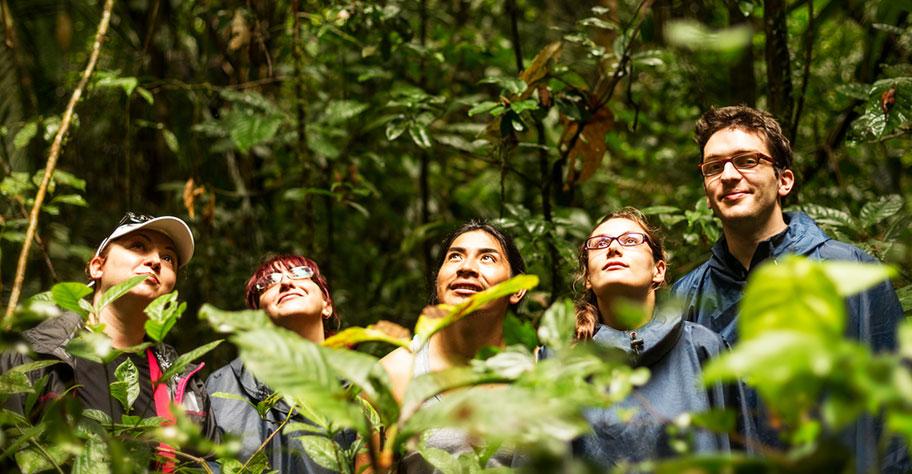 Ecuador Amazonas Reisen Angebote