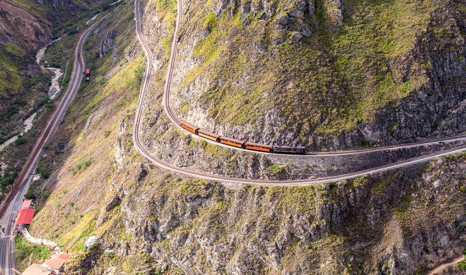 Ecuador Zugreisen Angebote Schweizer Reisebüro