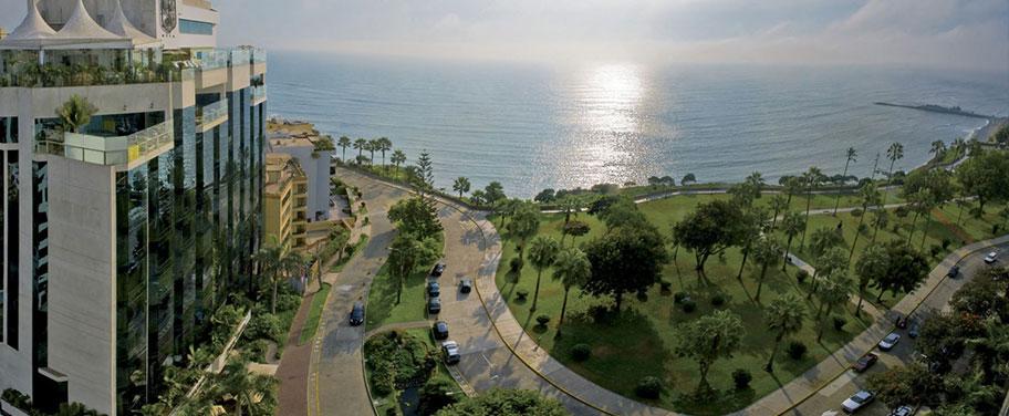 Luxushotel Peru Lima buchen Schweiz