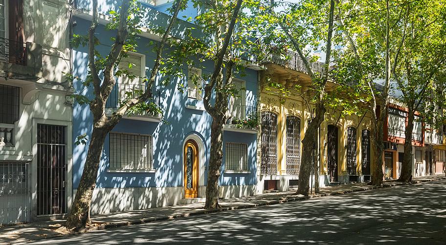 Uruguay Reisen Weltkulturerbe Unesco Montevideo