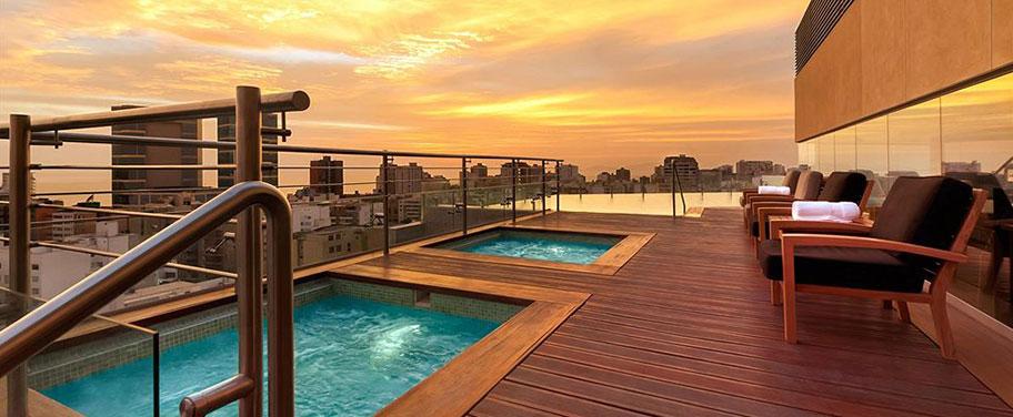 Paracas Luxus Reisen Hotels Unterkünfte