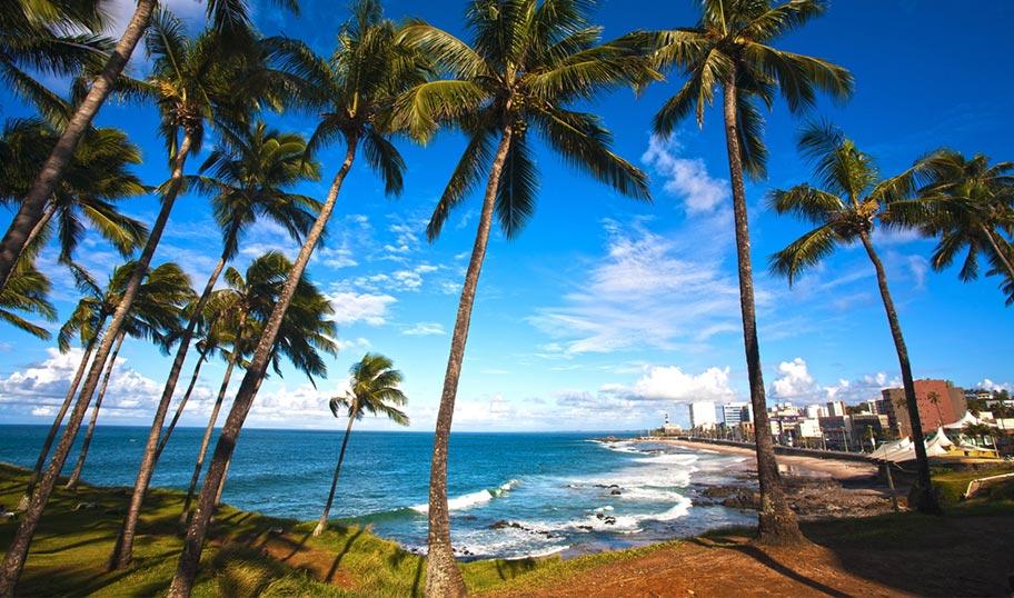 Salvador de Bahia Strandferien Angebote