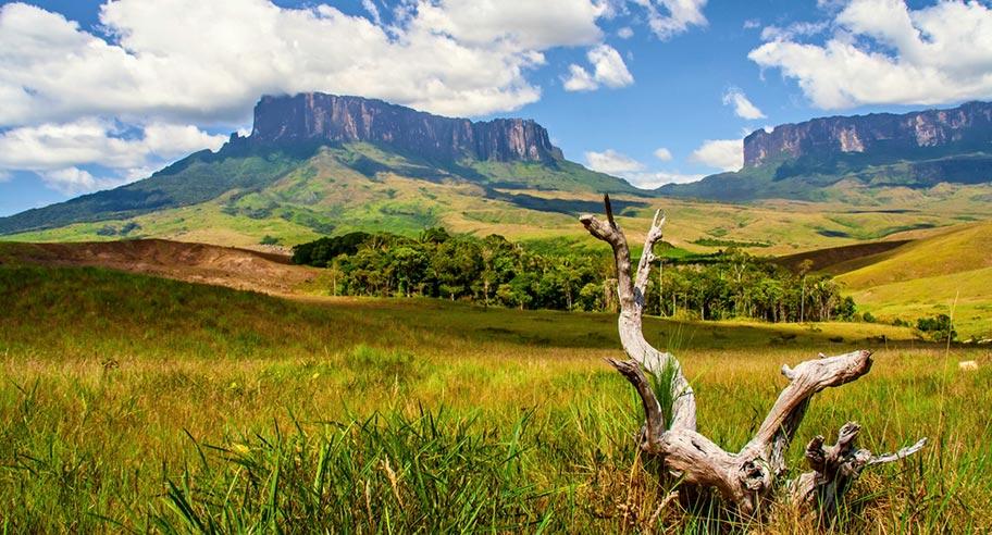 Reisen durch Venezuela Empfehlung