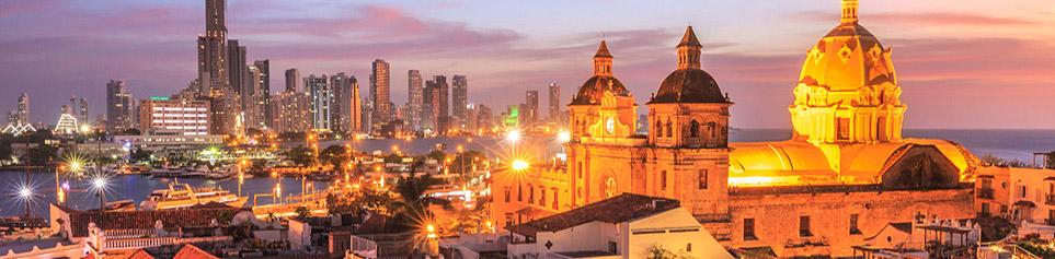 Kolonialstädte Kolumbien