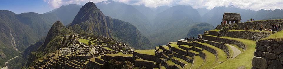 Inkastädte Peru