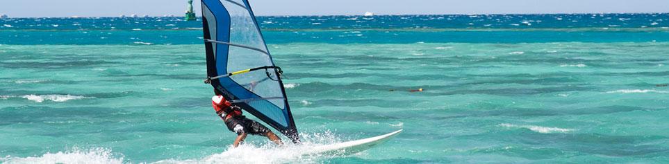 Windsurfen Venezuela